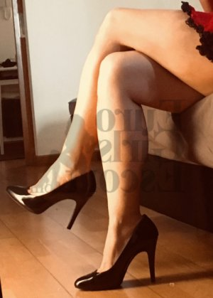 Andrette escort girl and tantra massage